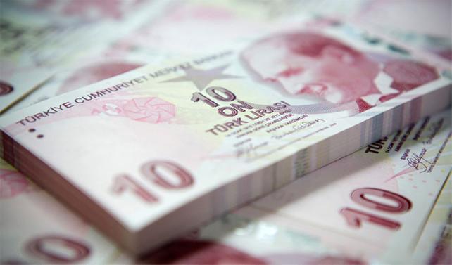 Hazine 4.43 milyar lira borçlandı