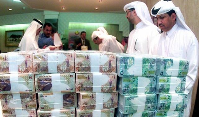 Katar: Parasal işlemlerde sorun yok