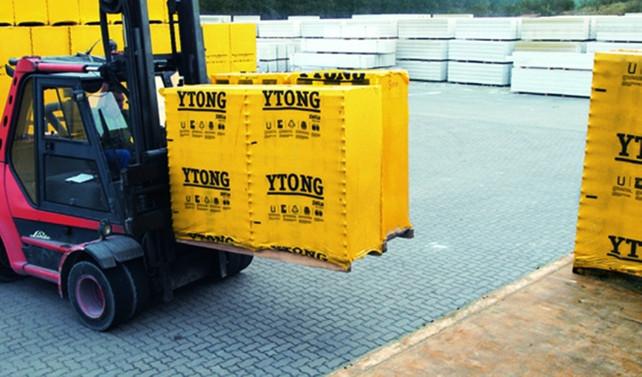Türk Ytong yeni fabrikasının temelini attı