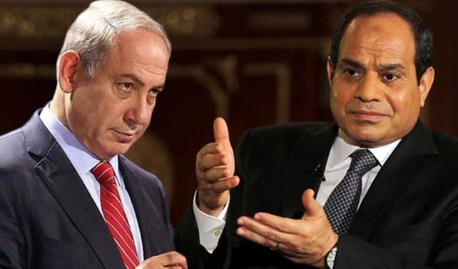 'Netanyahu ve Sisi gizlice görüştü'