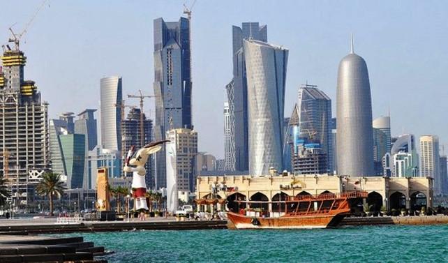 Fitch, Katar'ın notunu izlemeye aldı