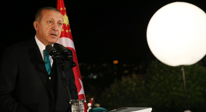 Erdoğan, Cemil Meriç'i andı
