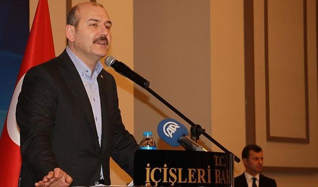 İçişleri Bakanı Soylu: 5 yılda alacağımız yolu 2 yılda alacağız