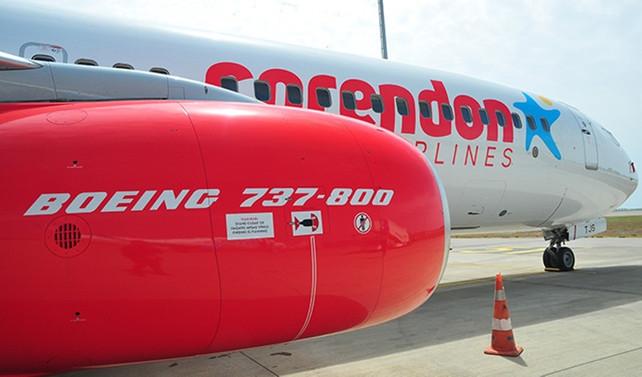 Hollandalı turist krizi unuttu, Corendon uçak arıyor