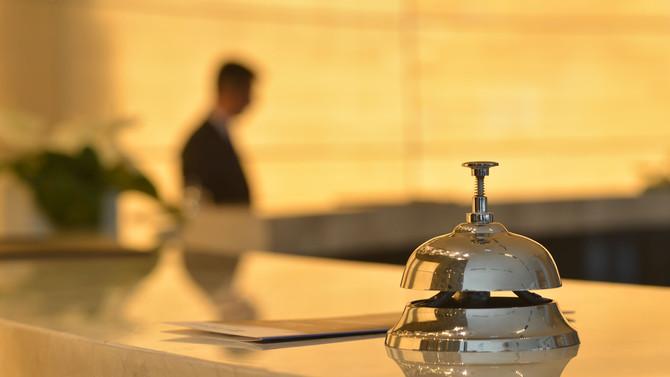 Otel kredilerinde takibata düşme oranı 2,24'e geriledi