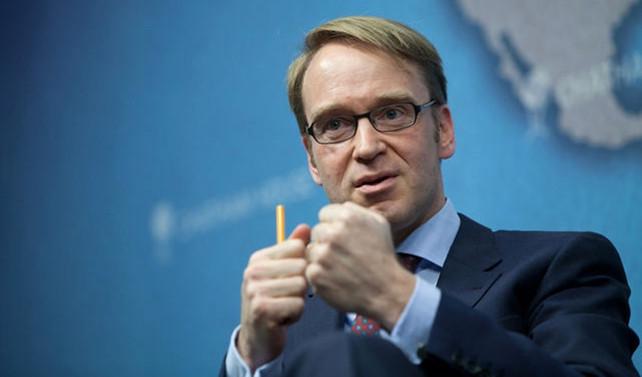 Bundesbank Başkanı'ndan 'devlet tahvili' uyarısı