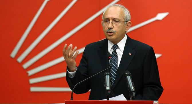 Kılıçdaroğlu: Bu kararın altında kalacaklar