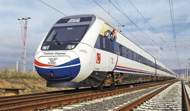 Raylı Sistemler Kümesi milli yüksek hızlı trene talip