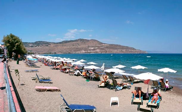 Türk turistlerin Midilli Adası'na ilgisi sürüyor