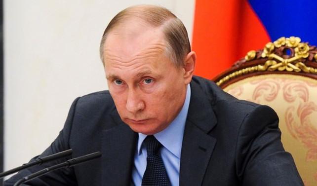 Putin: Biz 50 onlar 100 milyar dolar kaybetti