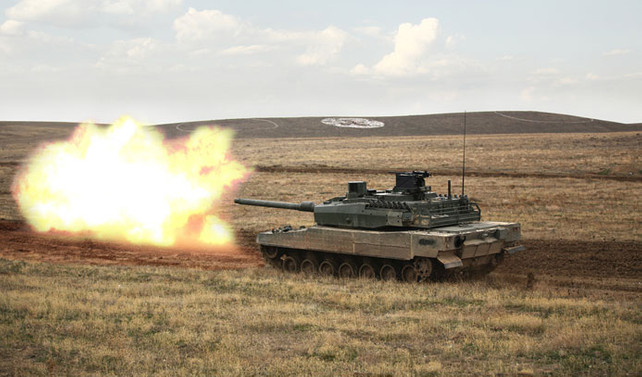 ALTAY tankı ihalesine teknik komisyon çözümü
