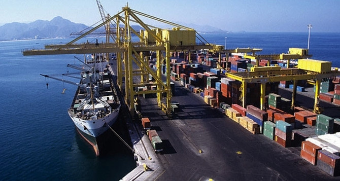 Antalya'da tüm zamanların konteynerde elleçleme rekoru kırıldı