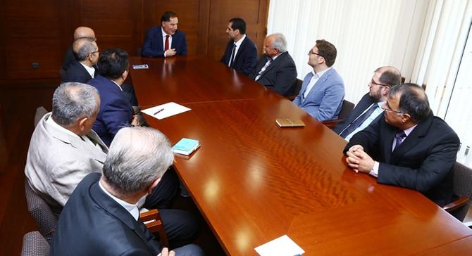 Türkiye ve Azerbaycan'dan iş birliği