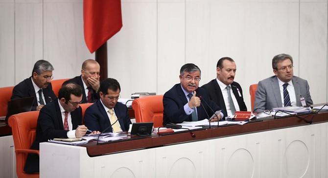 AK Parti'nin önerisi kabul edildi