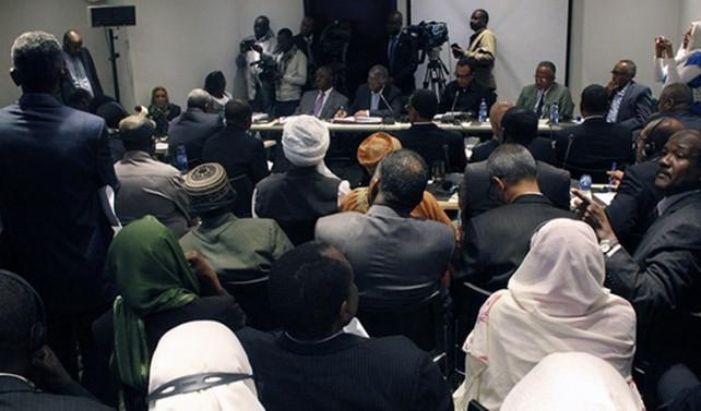 SPLM-N Sudan hükümeti ile müzakereleri durdurdu