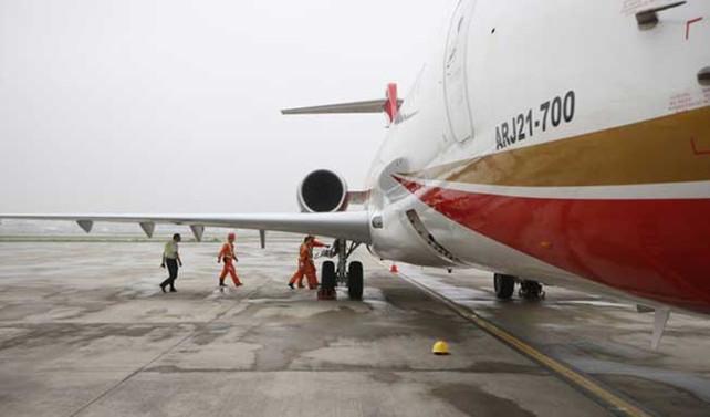 Türbülansa giren Çin uçağında 26 kişi yaralandı
