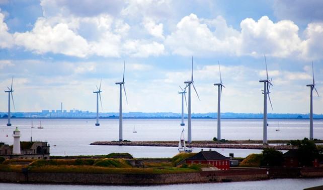 AB'de elektriğin yüzde 10 rüzgardan