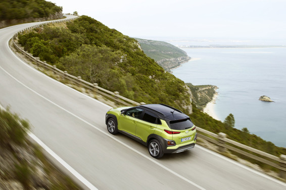Hyundai'den yepyeni bir otomobil: KONA