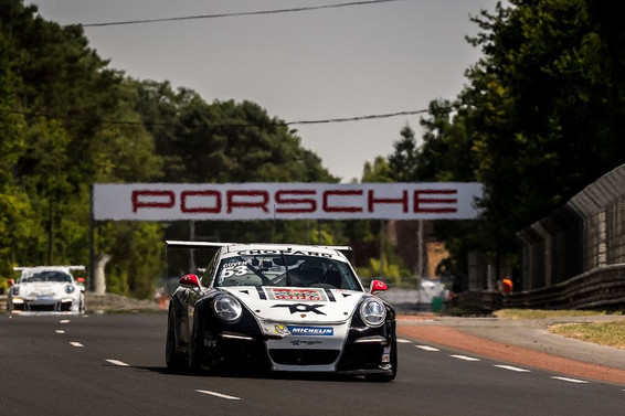 Toksport WRT'den Le Mans'da büyük zafer