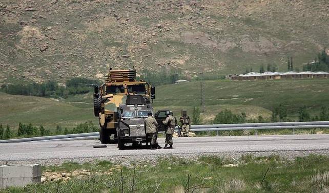 Hakkari'de 2 terörist öldürürldü