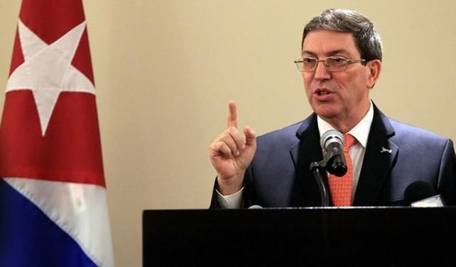 Küba'dan Trump'a tepki