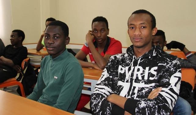 Eğitimde sıcak 'Afrika' dalgası esiyor