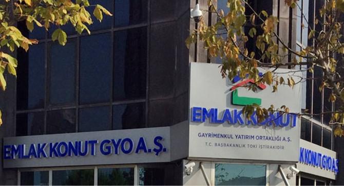 Emlak GYO 750 milyon TL'lik kredi desteği aldı