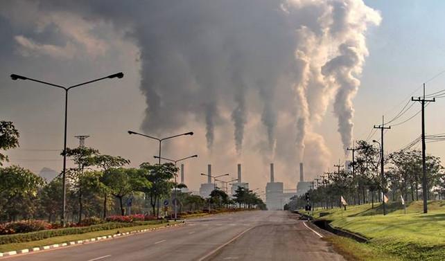 Çevreyi kirleten tesislere 29 milyon lira ceza