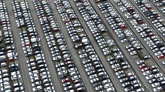 Otomotivde pazar yüzde 9 daraldı
