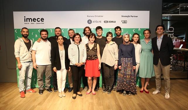 'imece'den sosyal girişimcilere fon desteği