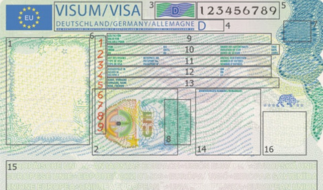 Schengen'in tasarımı değişti