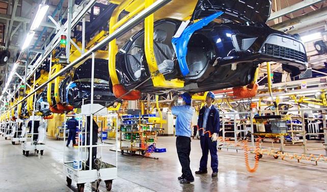 Ford, üretimini Çin'e kaydırıyor