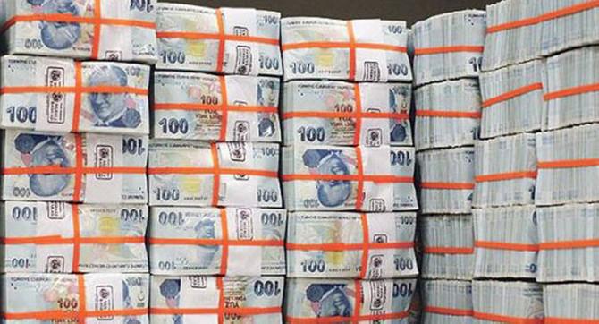 Merkezi yönetim borç stoku 806,4 milyar TL oldu
