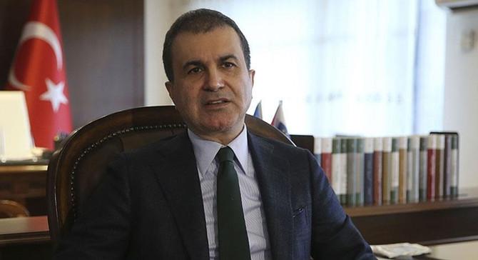 AB Bakanı Çelik, AB Delegasyonu üyeleriyle bir araya geldi