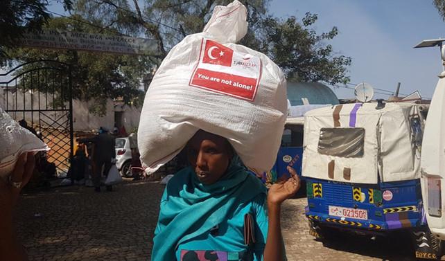 'En cömert ülke' Türkiye oldu