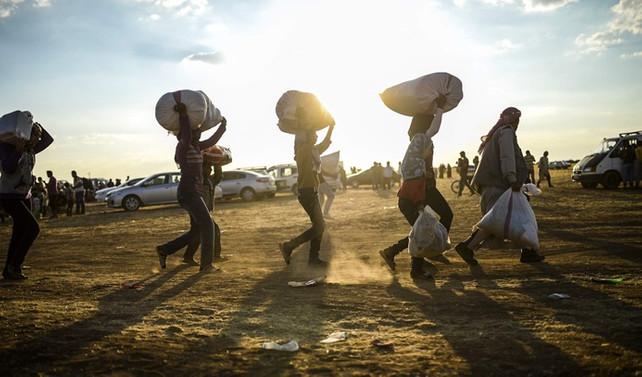 'Mültecilerin yüzde 84'ü, gelişen ülkelerde'