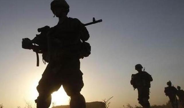 Saldırı hazırlığındaki PKK'lılar öldürüldü