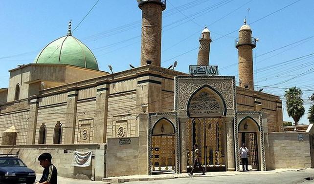 DEAŞ, Musul'da camiyi havaya uçurdu