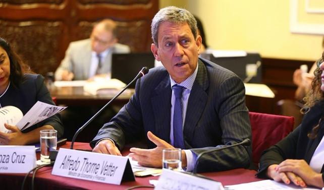 Peru maliye bakanı istifa etti