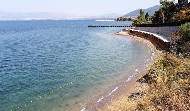 Güney Marmara'da deniz suyu temiz çıktı