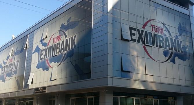 Türk Eximbank'tan 186,5 milyon euroluk anlaşma