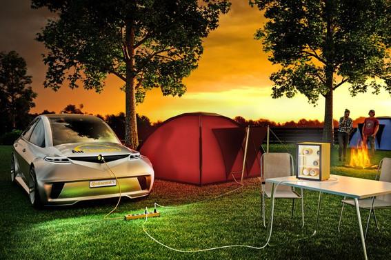 Elektrikli araçlara şarj kolaylığı