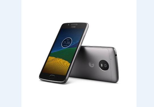 İşte yeni Moto G5
