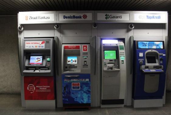 İstanbul metrosunda ATM'ler yeniden aktif!