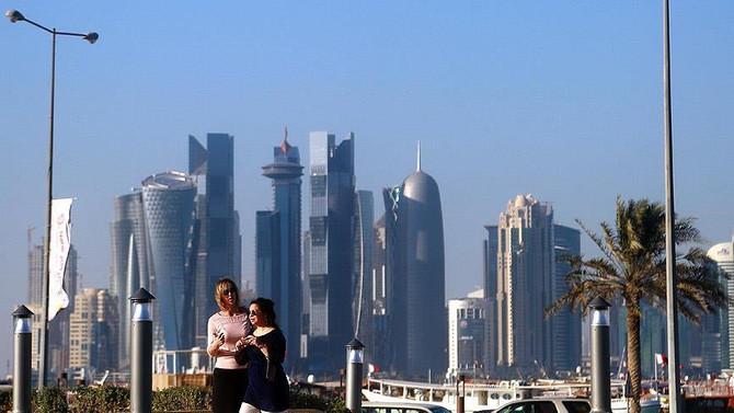 Katar'dan e-vize hizmeti