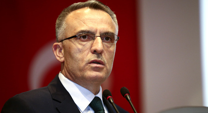 Ağbal: Türkiye'yi büyütecek bir modele geçtik