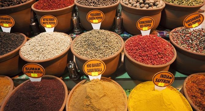 Ege, baharat ihracatında lider