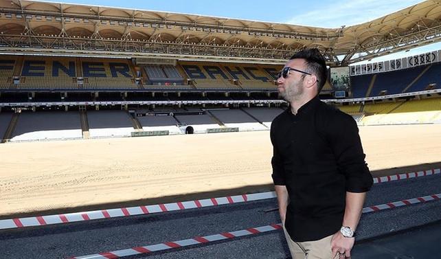 Valbuena'dan eski takımına veda mesajı