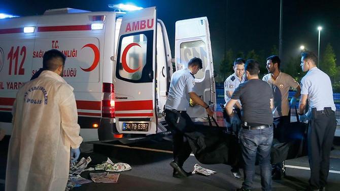 Avrasya Tüneli çıkışında otomobilin çarptığı yaya öldü