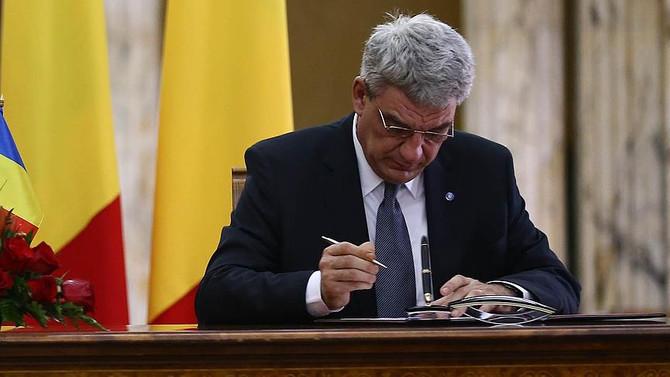 Romanya'da hükümeti kurma görevi Tudose'ye verildi